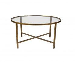 μεταλλικό τραπέζι